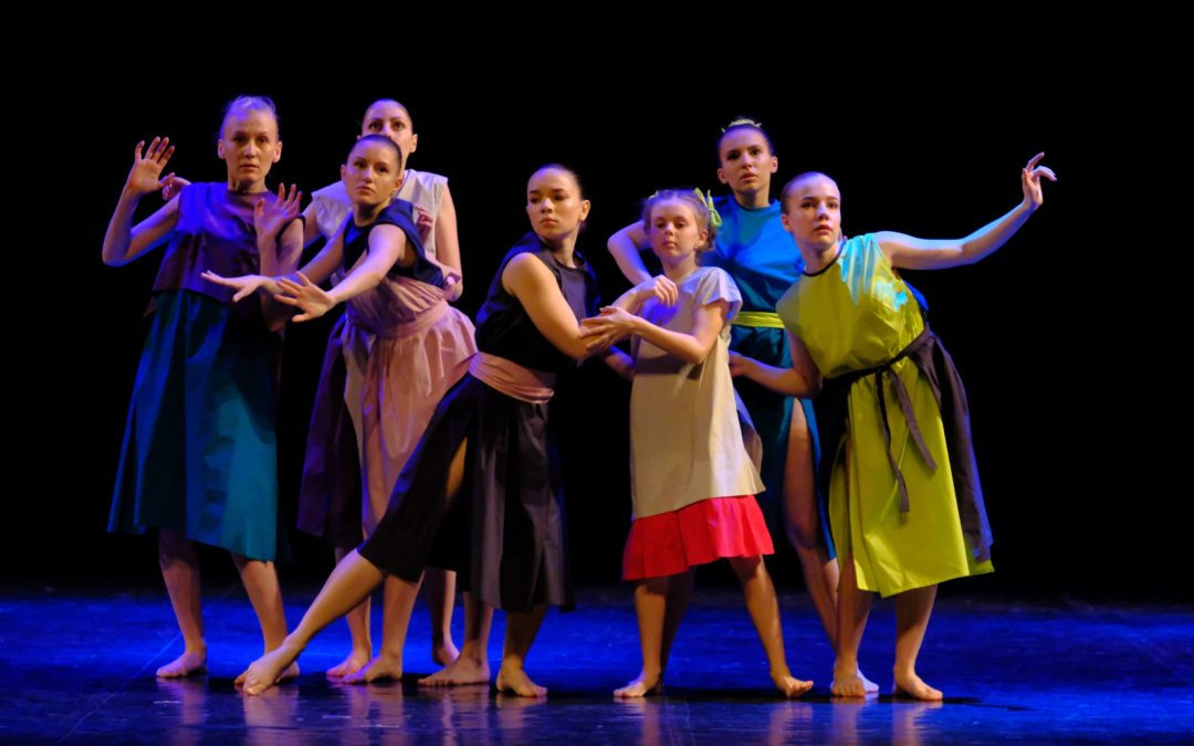Шадринские танцоры вернулись с наградами творческого фестиваля