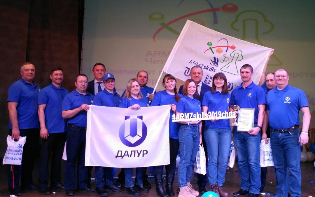 Далматовцы привезли победу с чемпионата профмастерства