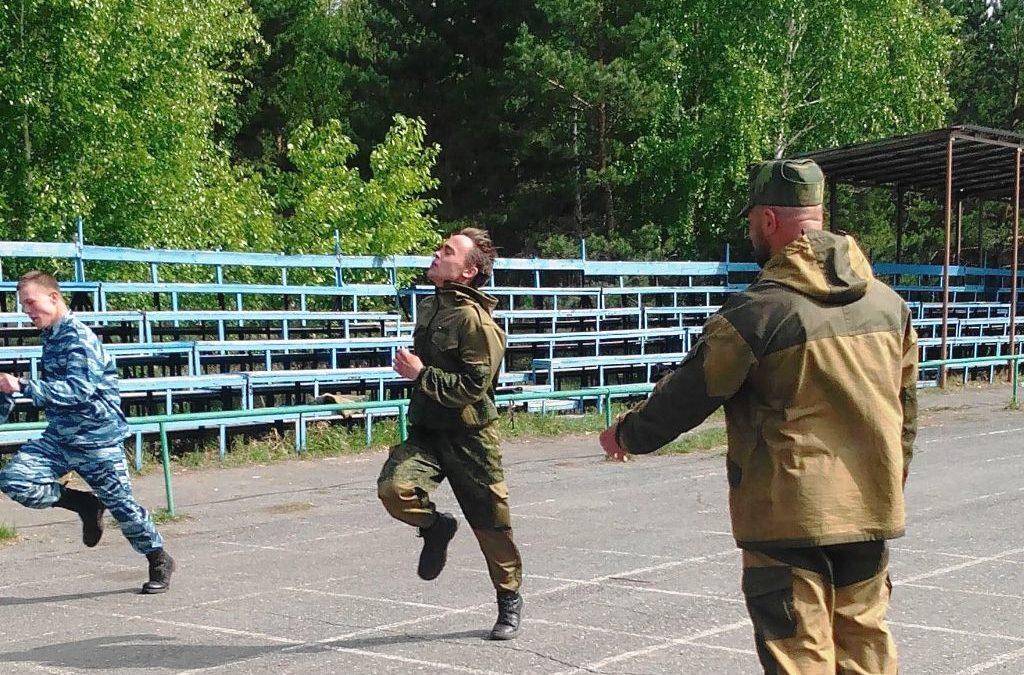 Кетовские допризывники прошли учебные сборы