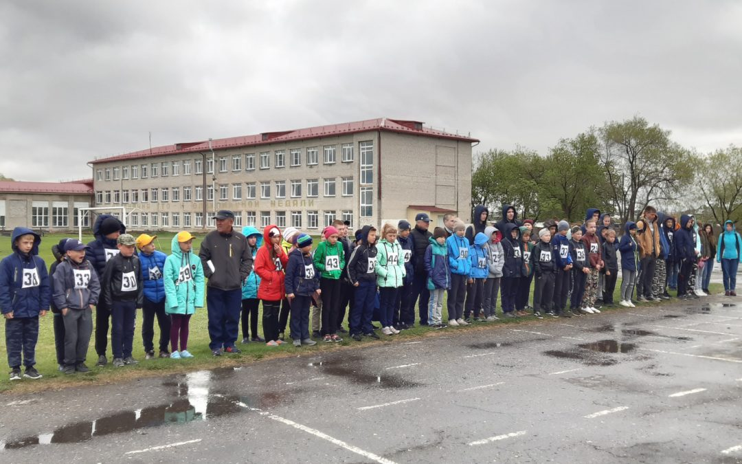 Белозерские школьники открыли летний фестиваль ГТО