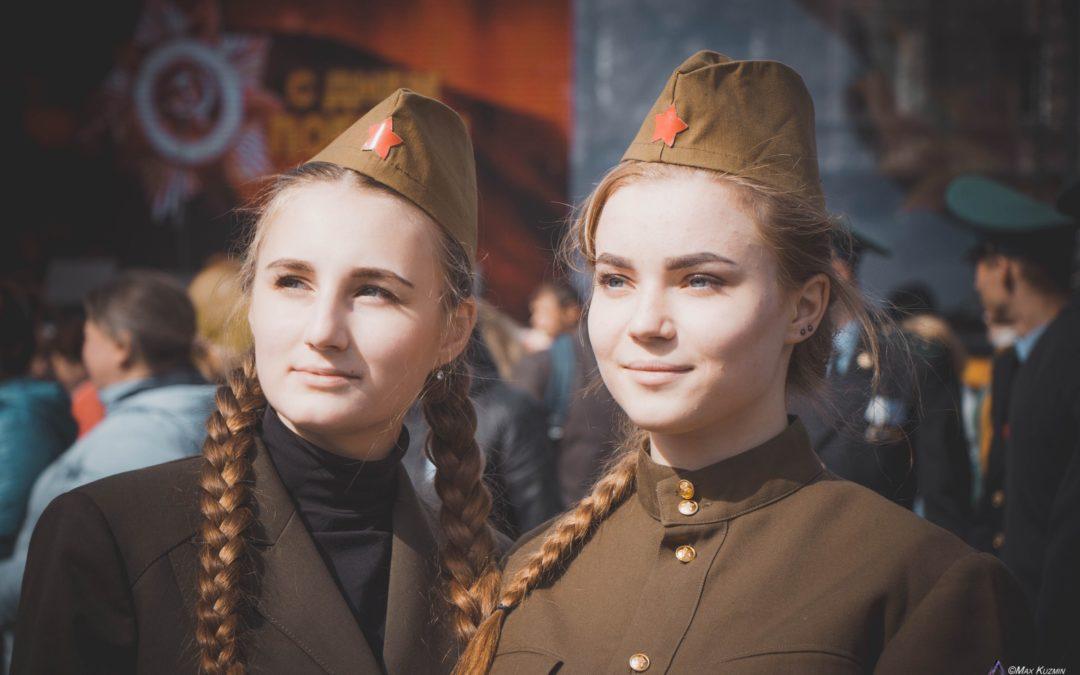 Молодежь Зауралья участвовала в патриотическом конкурсе