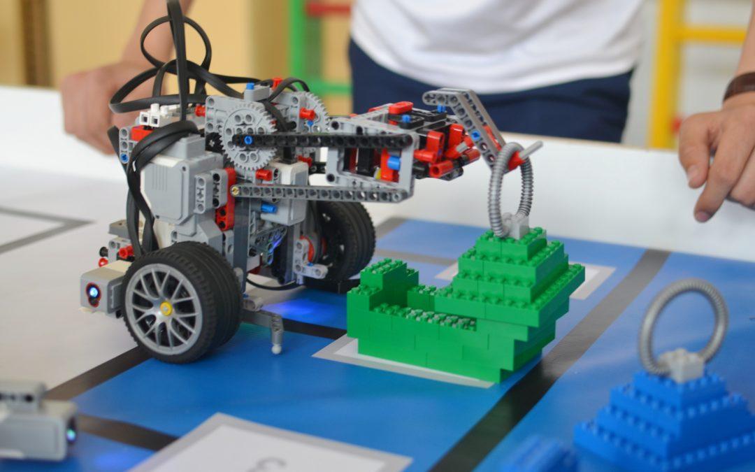 В Кургане роботы выйдут на «Зеленый Марафон»