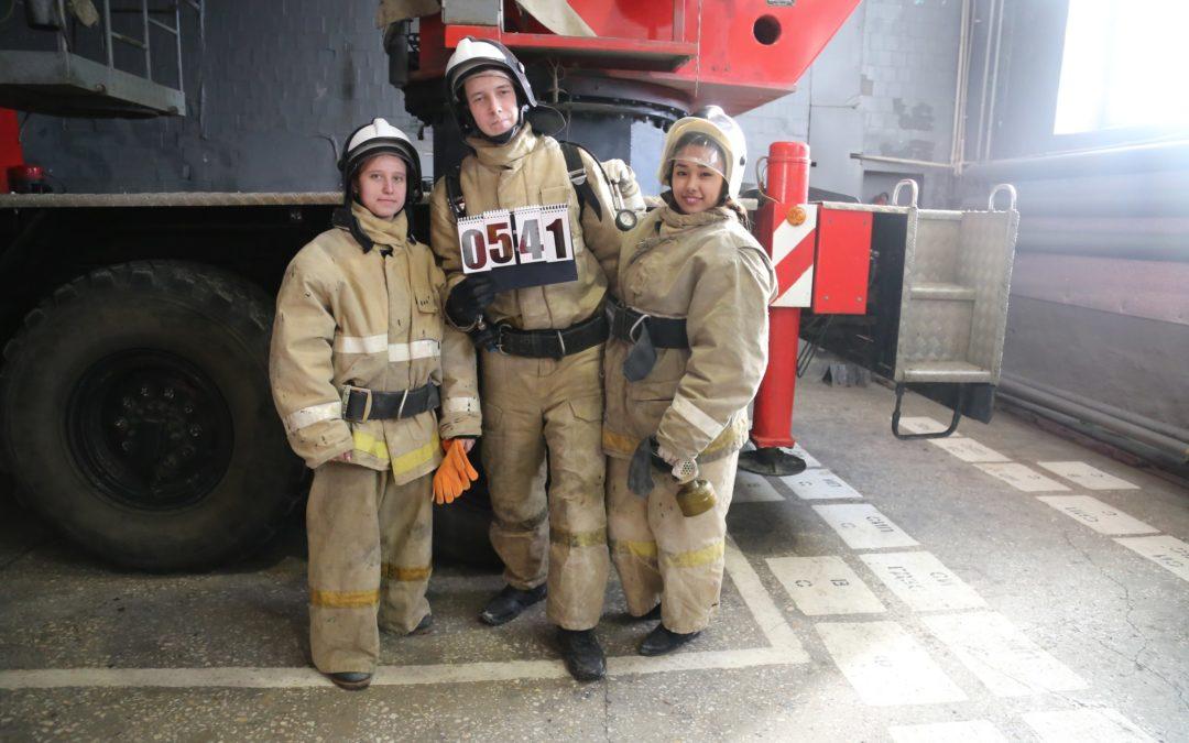Зауральские студенты-спасатели реализуют проект
