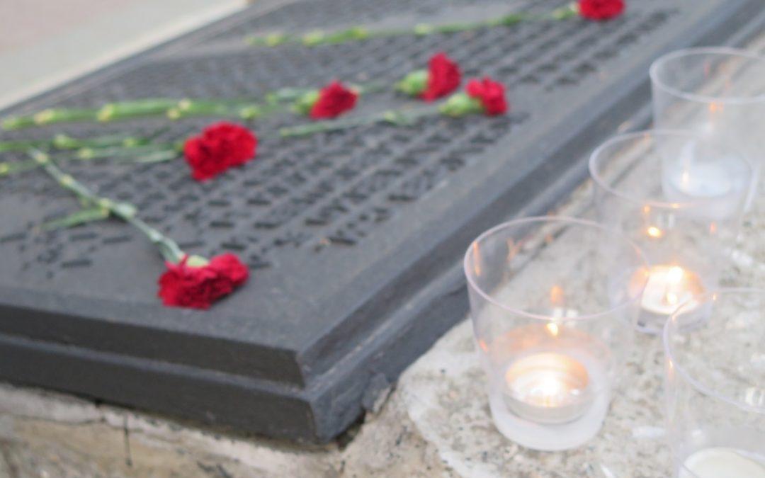 Тысячи зауральцев присоединились к акции «Свеча памяти»