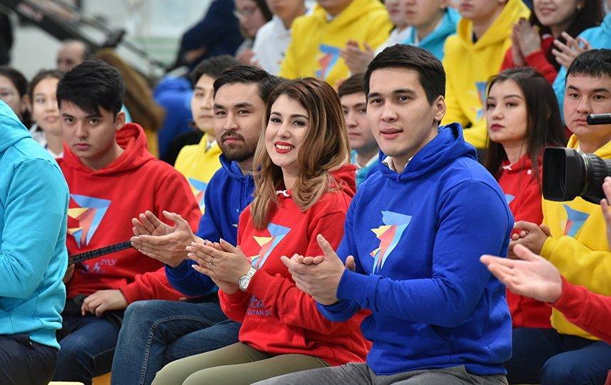 Зауральские волонтеры вернулись с форума в Казахстане