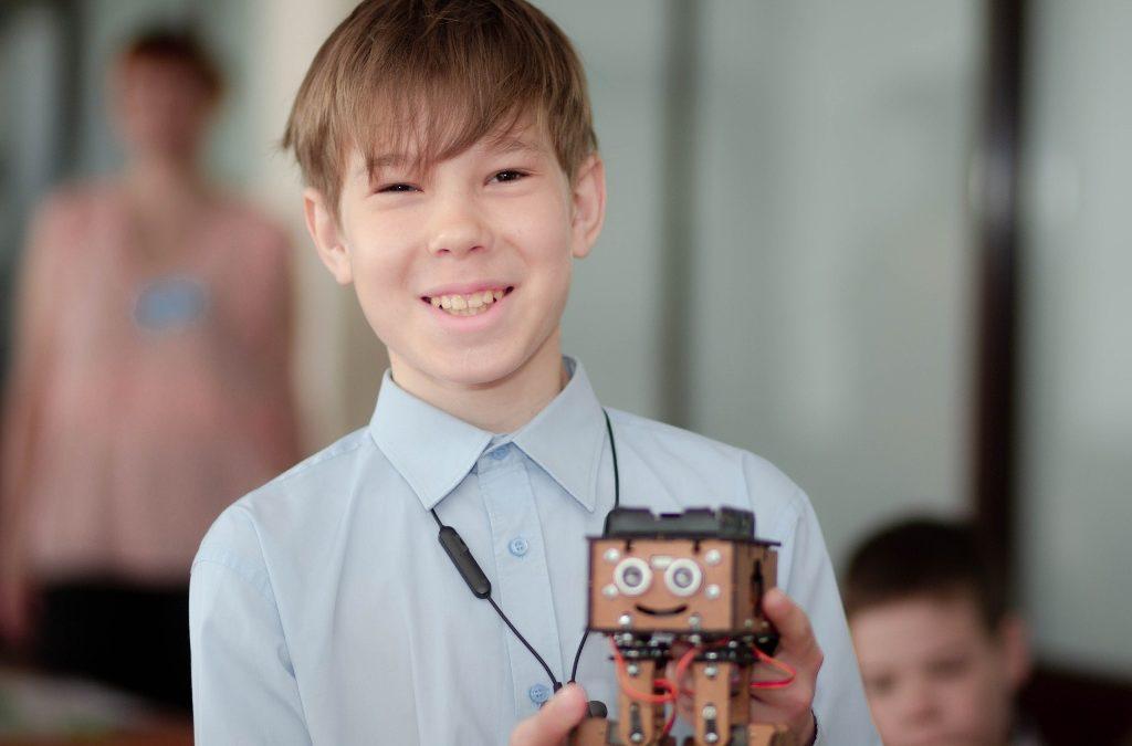 Зауральские робототехники представили инновационные работы