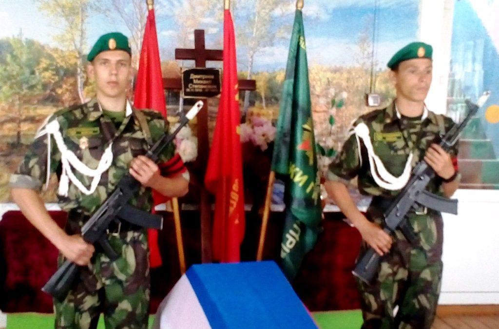 В Куртамышский район вернулся Герой с войны