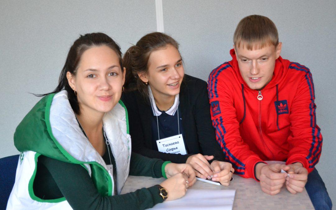 Подростков приобщают к общественной деятельности