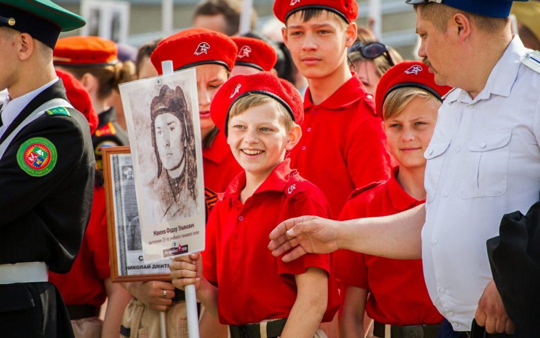 Зауральские казаки делятся опытом патриотической работы