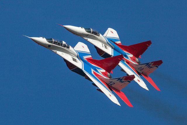 В Кургане отпразднуют День военно-воздушных сил