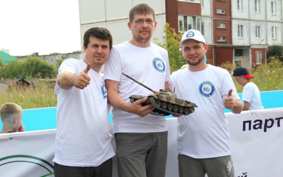 В Шадринске прошел турнир по новому виду спорта