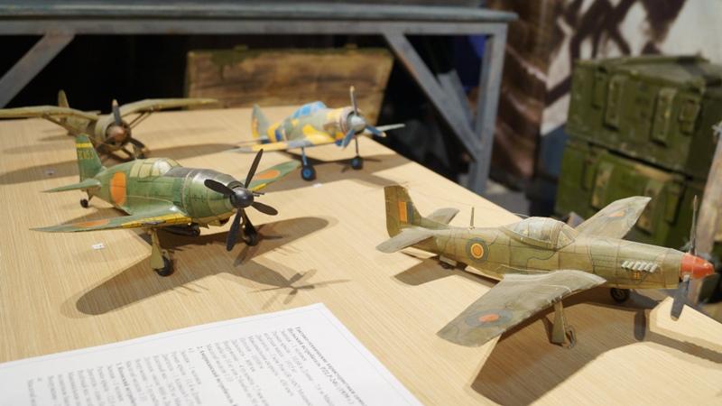 Юговка приглашает на авиационную выставку