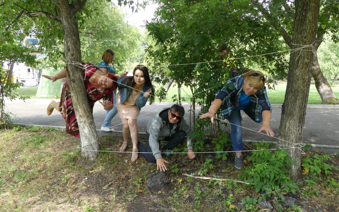 Далматовская молодежь отметила свой праздник