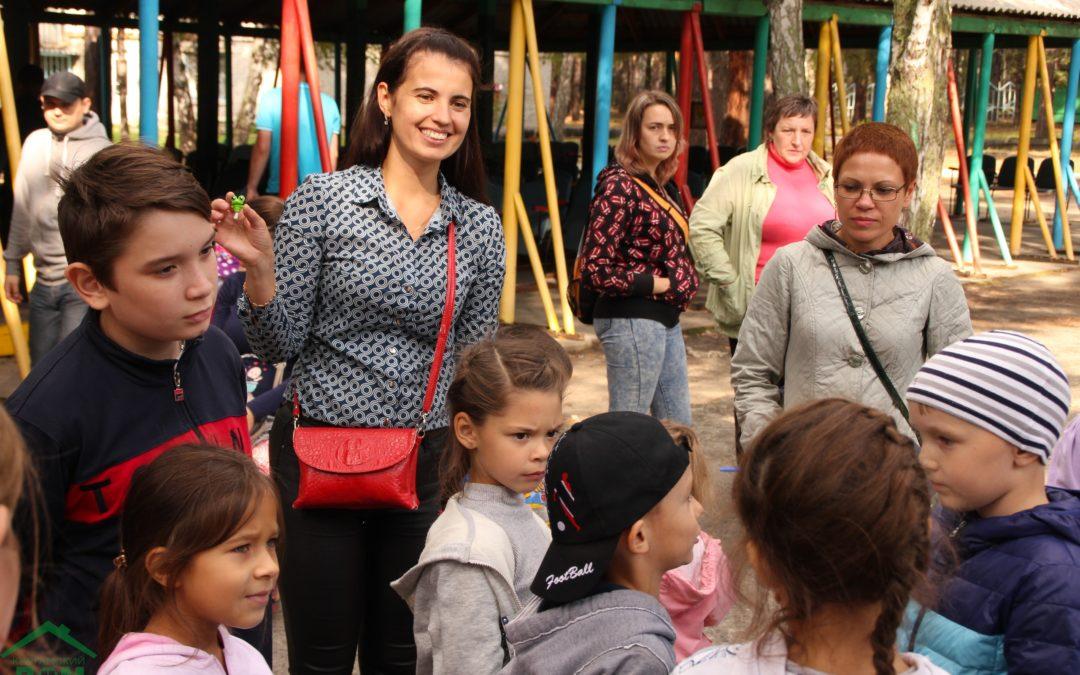 Курганский дом молодежи приглашает семьи на выездные сборы