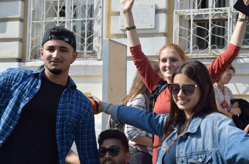Молодёжный диалог Россия-Германия состоялся в КГУ