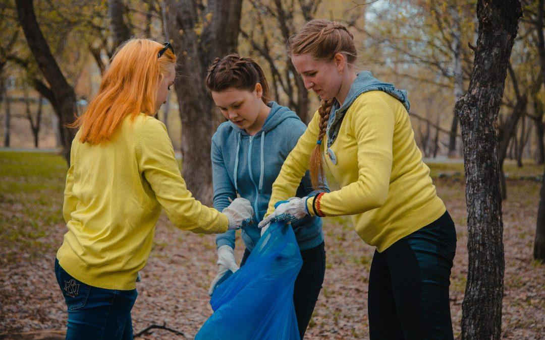 Эко-отряд очистит Шадринск от мусора