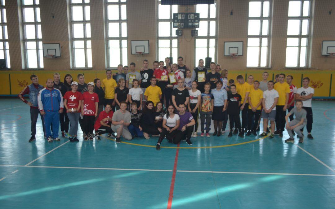 Шадринские студенты устроили спортивные соревнования