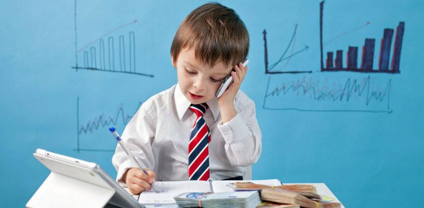 Школьников приглашают на уроки финансовой грамотности