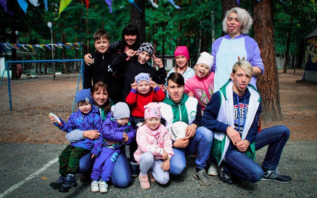Клуб «Оберег» приглашает на занятия малышей