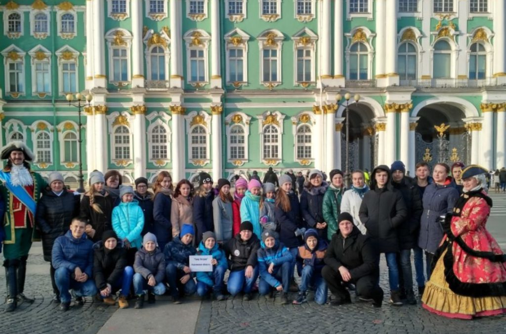 Зауральские школьники освоят лучшие туристические маршруты