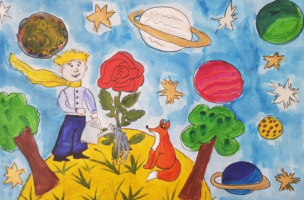 Юных художников приглашают к участию в конкурсе «Мы за мирный атом»
