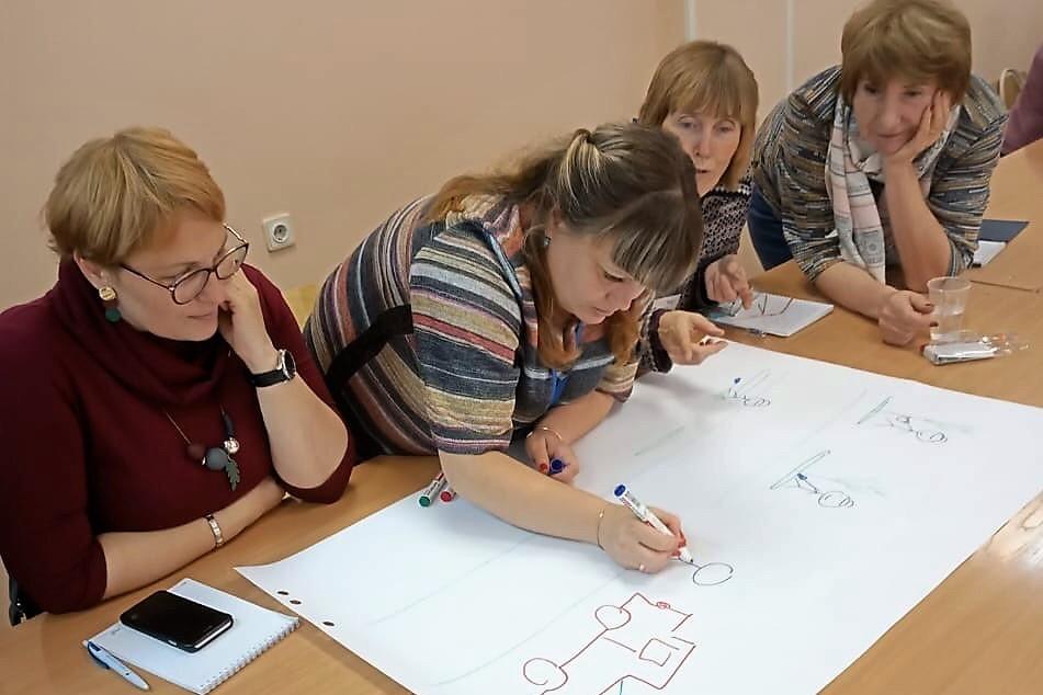 Зауральцы приняли участие в «Эстафете поколений»