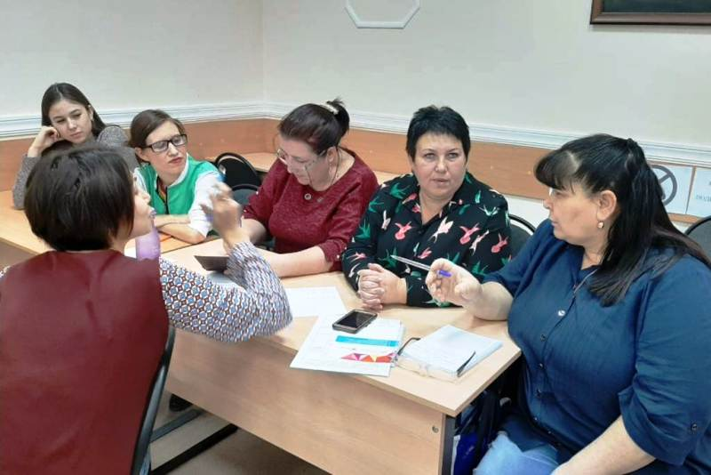 Образовательный курс по добровольчеству проходит в Кургане