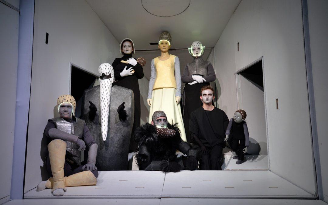 Курганские театры номинированы на «Золотую маску»