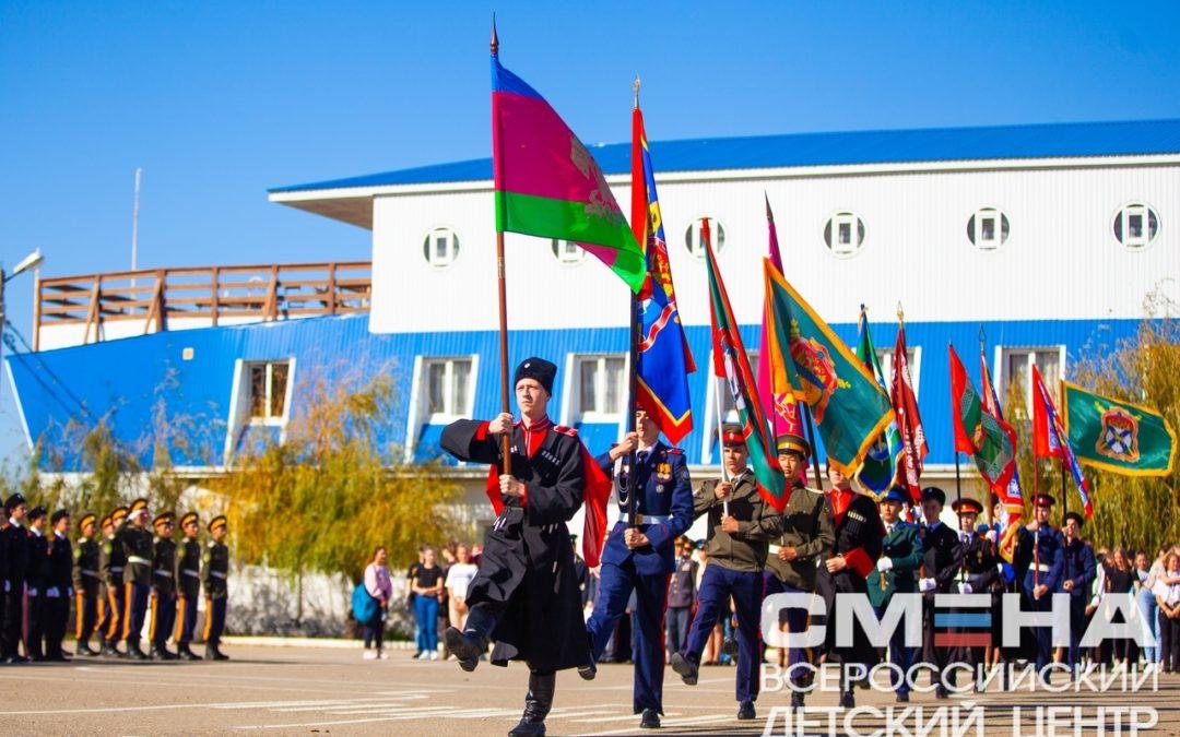 Зауральские казаки в числе победителей всероссийского смотра