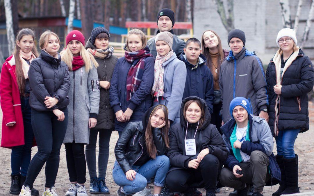 Активные школьники прокачают свои скиллы на «Команде»
