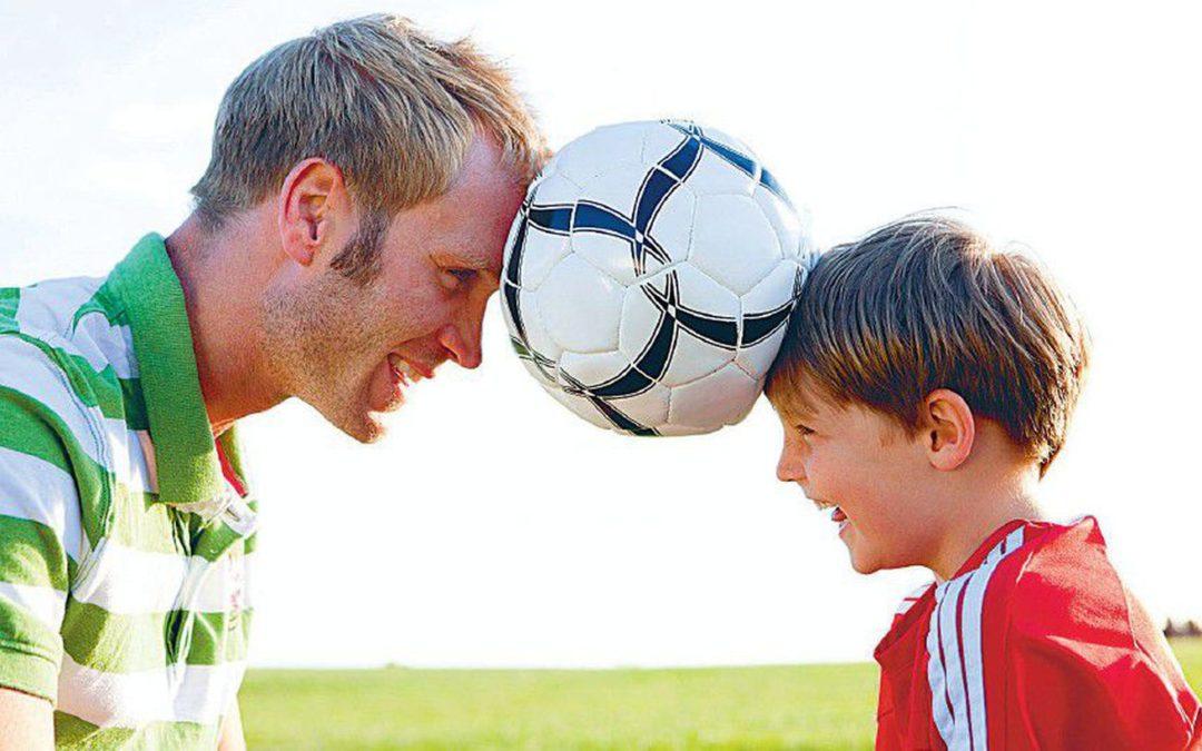 Пап и их детей приглашают на городской турнир по мини–футболу