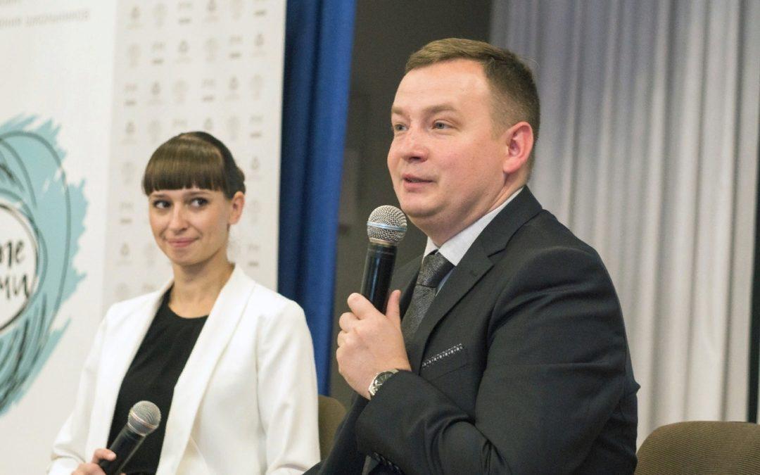 Состоялась «Классная встреча» с Иваном Хлебниковым