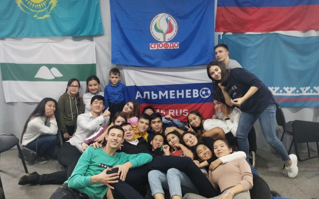 Завершился второй этап проекта Международного молодежного обмена «Россия и Казахстан: от соседства к добрососедству»