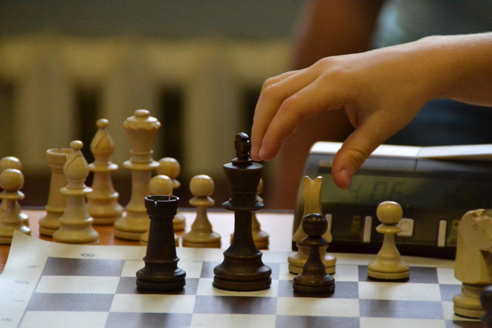 Юные зауральские шахматисты поборются в конкурсе