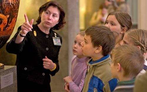 Зауральские школьники отправились в Санкт-Петербург