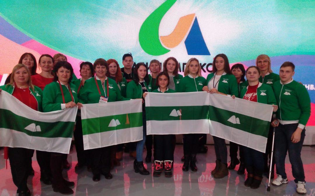 Зауральцы – среди призеров Национального чемпионата «Абилимпикс»