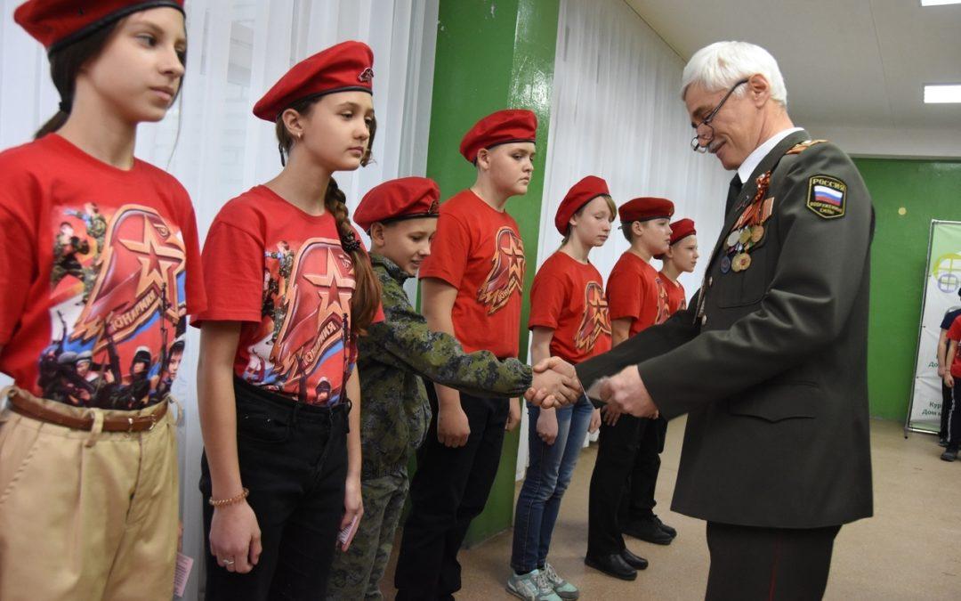 В Кетовском районе прошла «Школа актива»