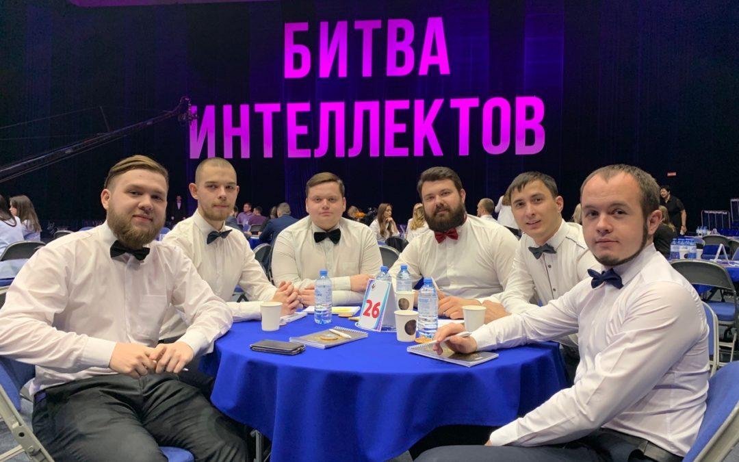 Зауральские интеллектуалы вошли в десятку лучших турнира на Ямале