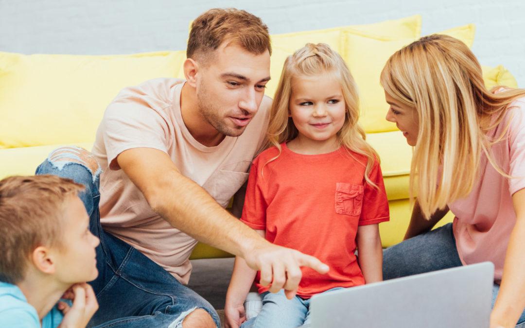 В помощь родителям запущен специальный портал