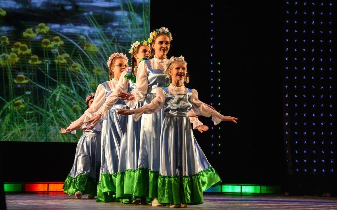 Зауральские танцоры в финале международного конкурса
