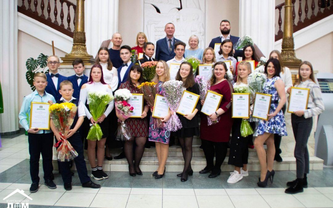 Городские активисты получили молодежные премии
