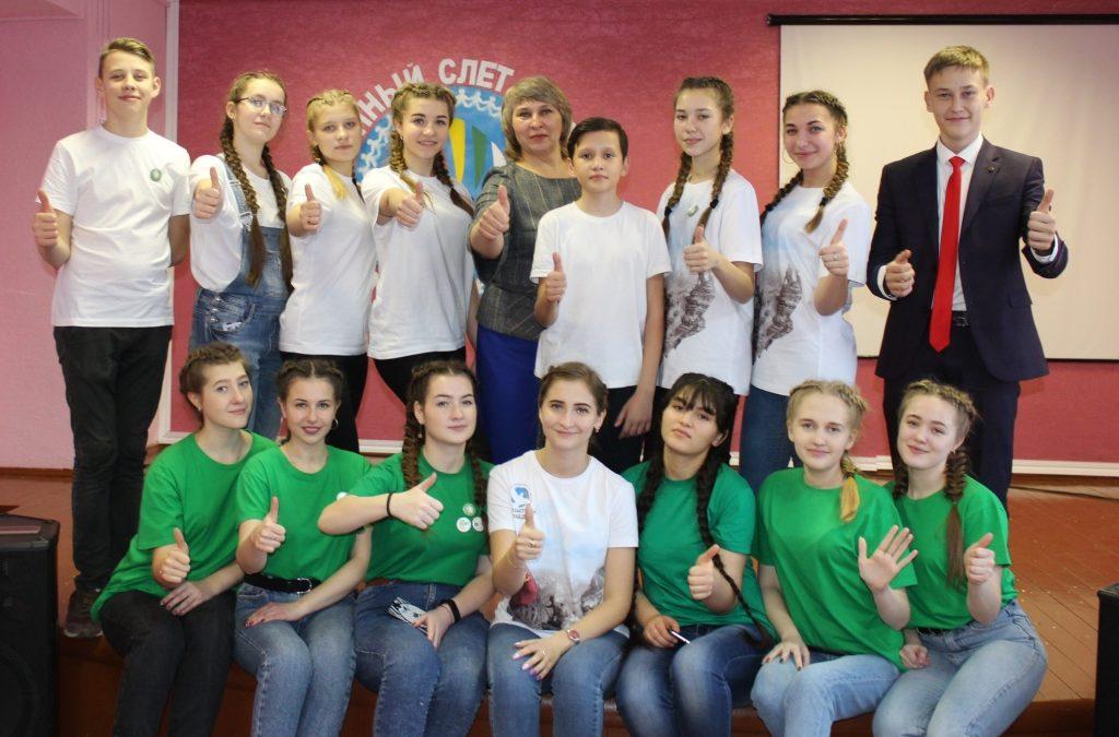 «Марафон волонтерских дел» провели в Шатрово