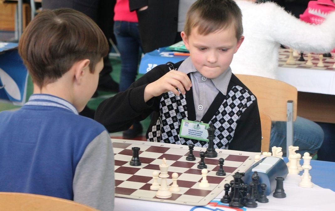Шахматный фестиваль объединит семью и школу