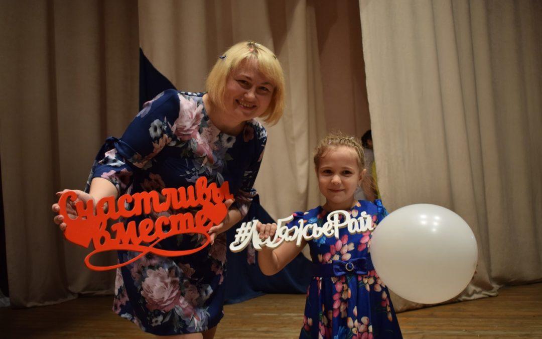 Лебяжьевские семьи боролись за звание лучших на фестивале