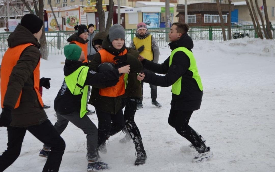 Кетовские школьники учатся играть в килу