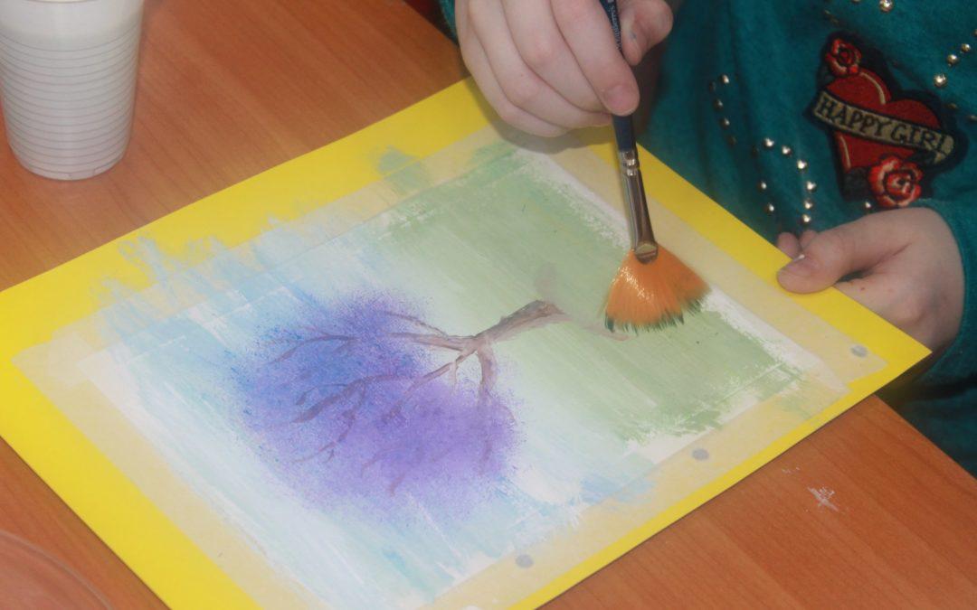 Зауральские школьники нарисуют стихи