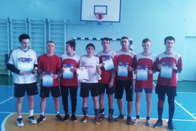 «Надежды Зауралья» состязались в волейболе