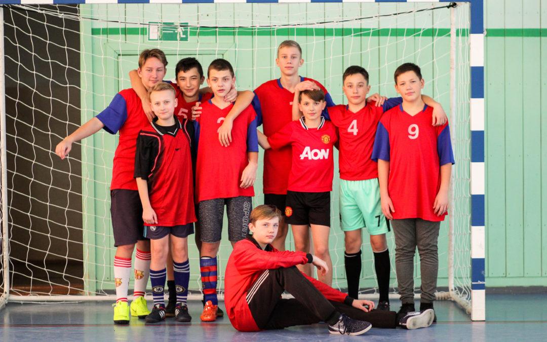 Футбольный турнир среди школьных клубов пройдет в Зауралье