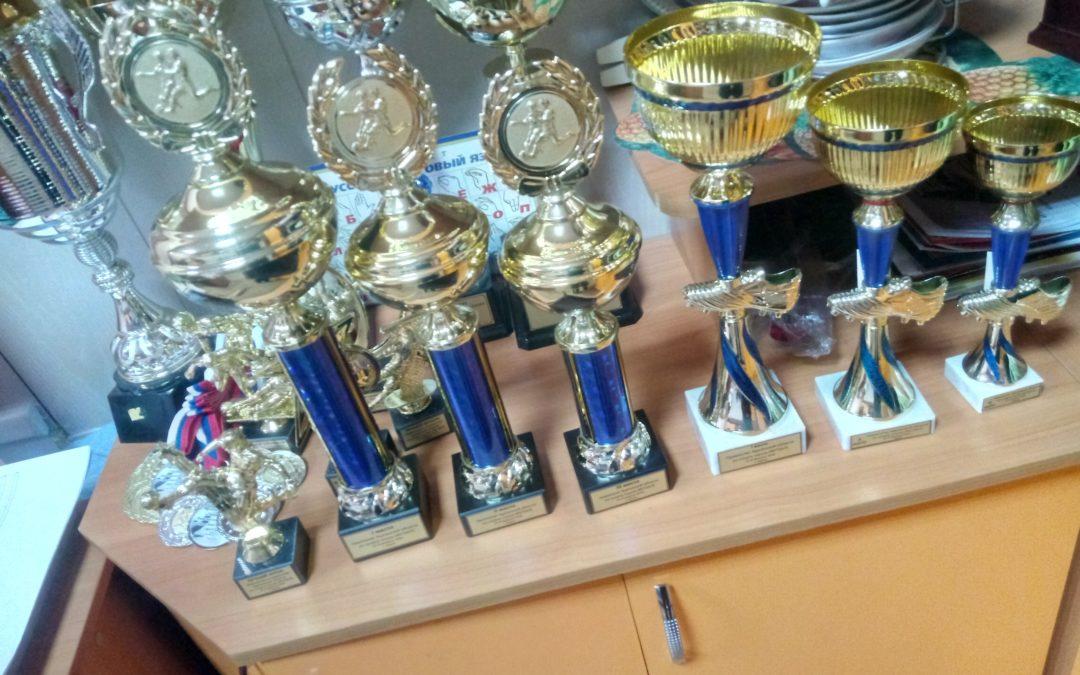 Курганцы стали победителями областных соревнований по футзалу