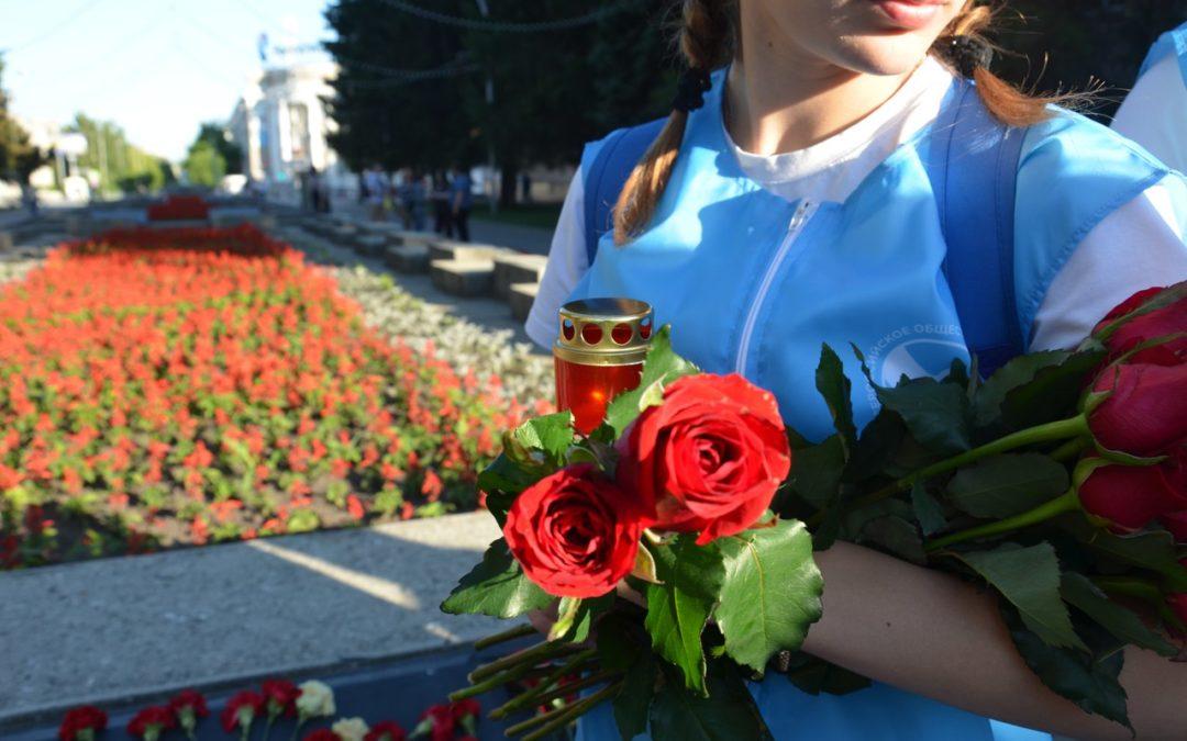В Курганской области стартует отсчёт 75 дней до юбилея Великой Победы